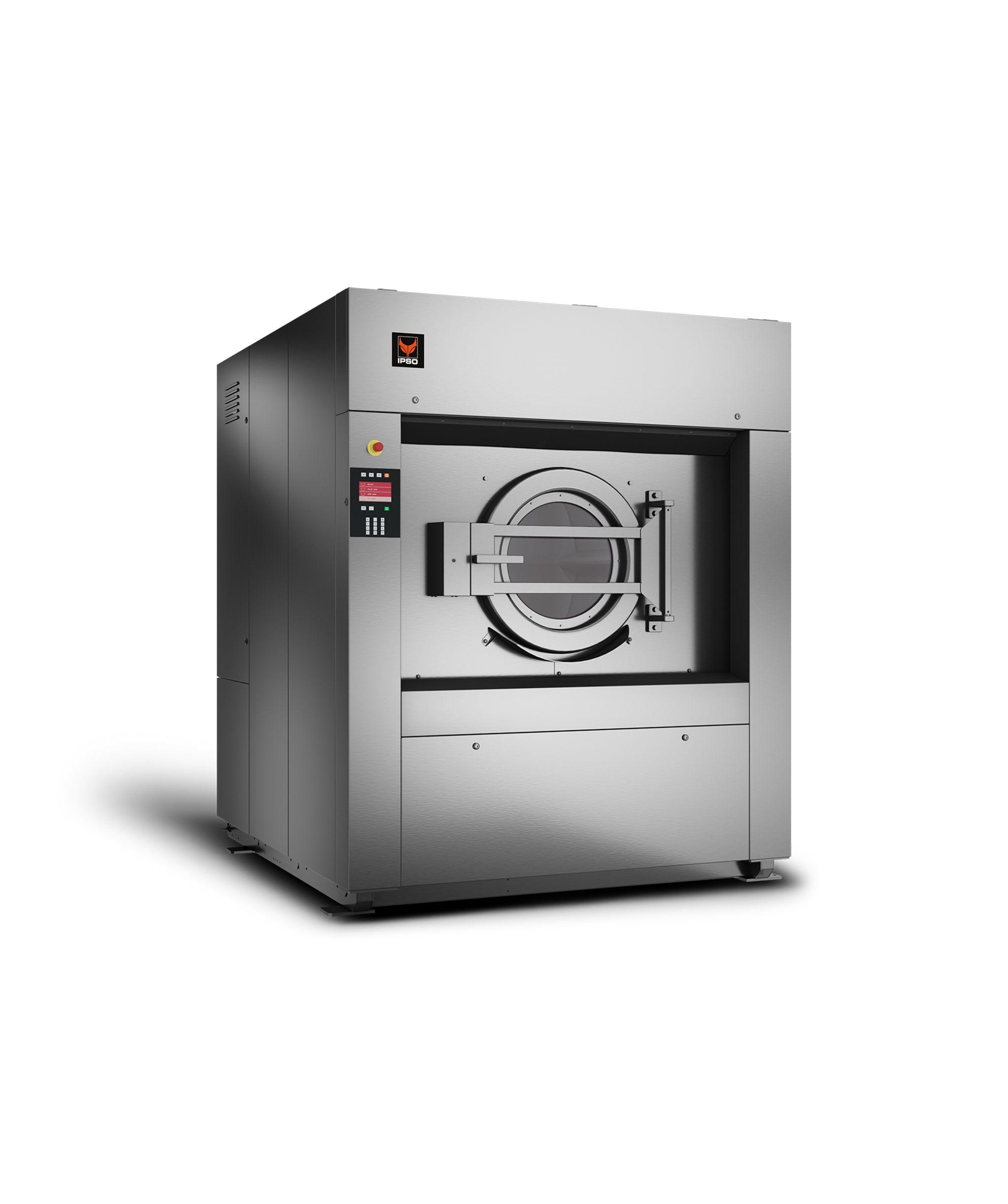 Ipso 80kg Commercial Washer (Ipso IY800) - Veeco Laundry Systems
