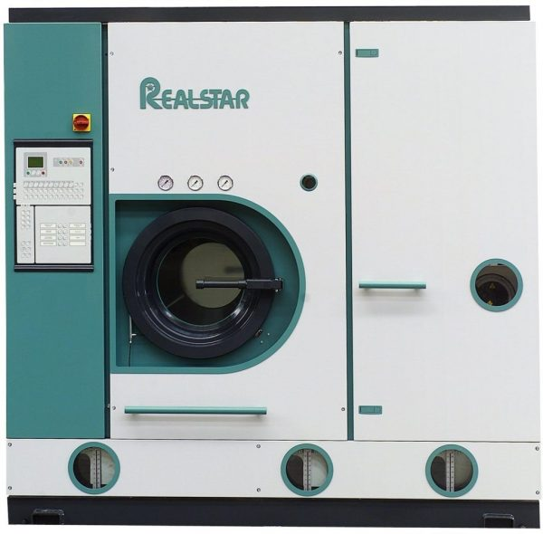 Realstar Dry Cleaning Machines