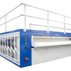 Lapauw Industrial Ironing Systems